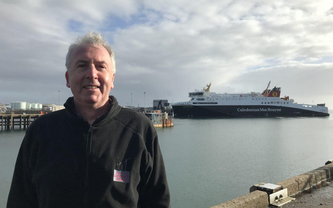 PST lead team working on Hebrides hydrogen ferry service