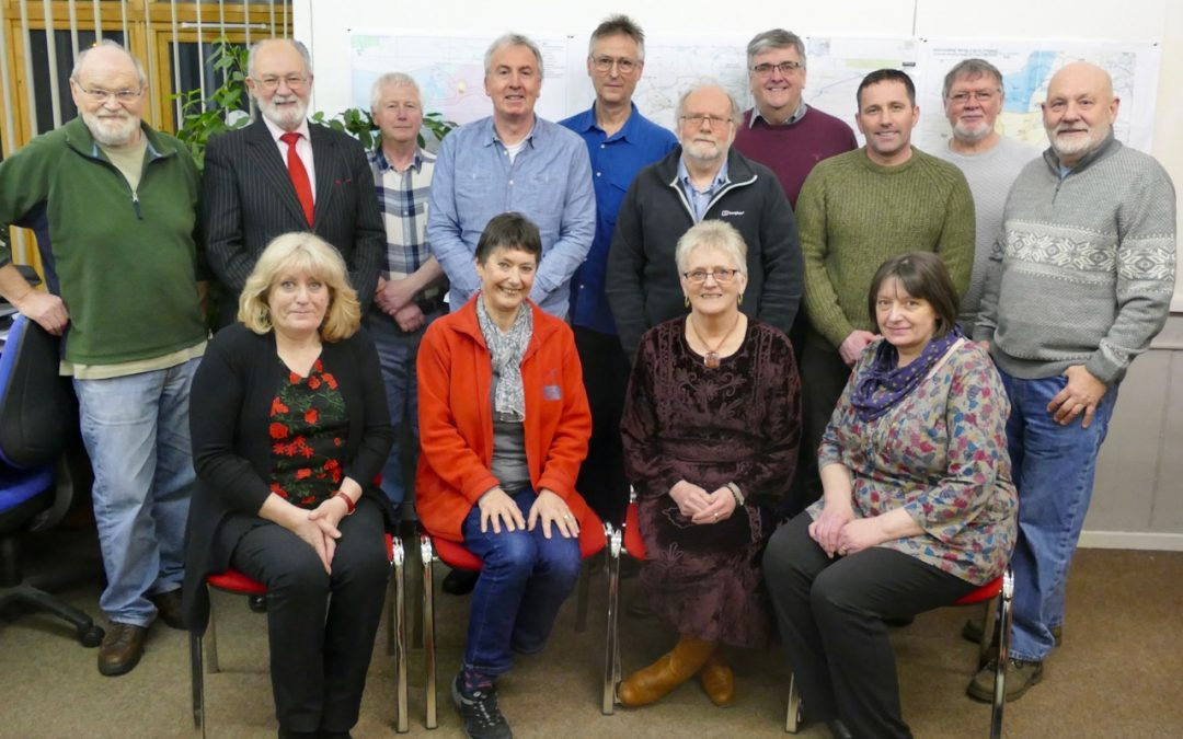 We hear from our three new board members