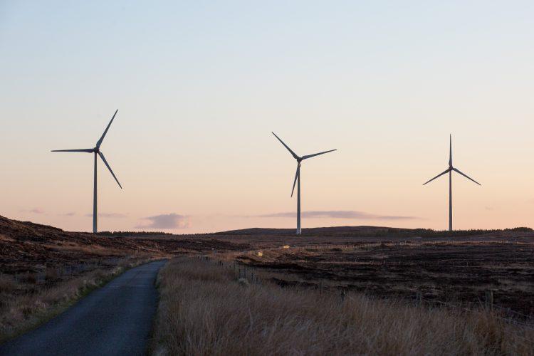 Beinn Ghrideag Community Wind Farm
