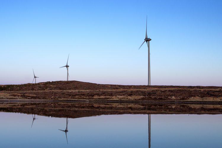 Community wind farm, Point and Sandwick,