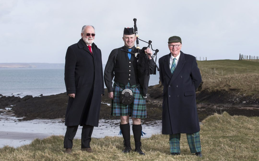Five year rolling sponsorship for Stornoway Piping Competition
