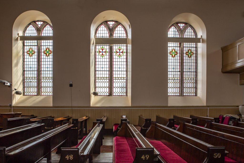 Point and Sandwick Trust £50k grant for restoration of St
